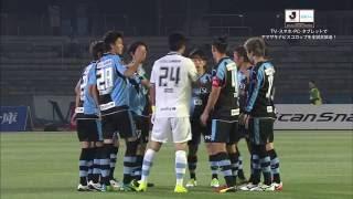 2016ナビスコカップグループステージ第6節 川崎フロンターレ×ベガルタ仙...