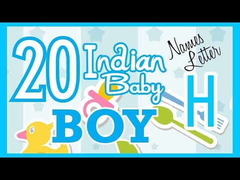 20 Indian Baby Boy Name Start with H, Hindu Baby Boy Names, Indian Name for Boys, Hindu Boy Names