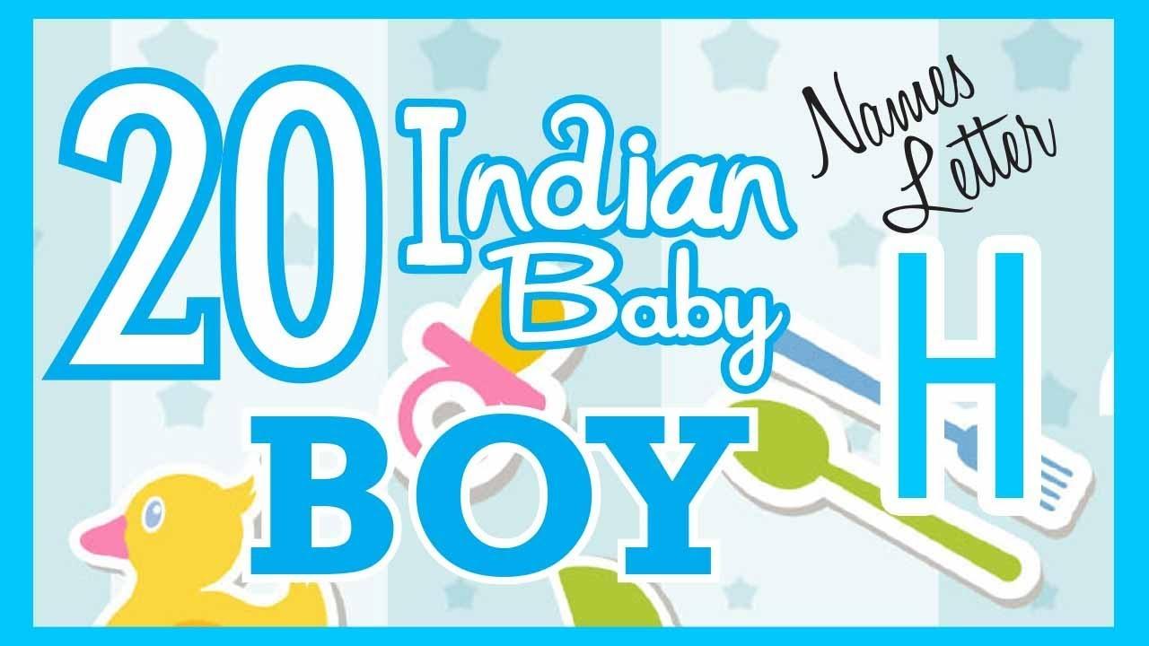 20 Indian Baby Boy Name Start With H Hindu Baby Boy Names Indian
