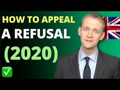 How to appeal a refusal in 2019 ⚖️ (UK immigration) 🇬🇧 Preparing your GROUNDS OF APPEAL ✅️