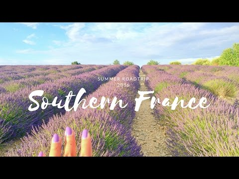 Summer Road Trip to Southern France