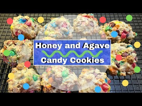 Honey Agave Cookies - Customizable!