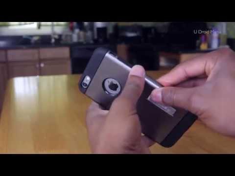 Spigen Slim Armor Case Review for iPhone 6 Plus