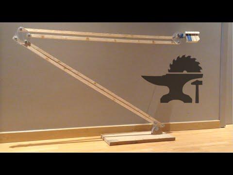 Built for Fun #21 Fabriquer un trépied à bras allongés pour smartphone / DIY tripod