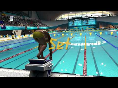 Sweden World Records - London 2012 Video Game - 1080p