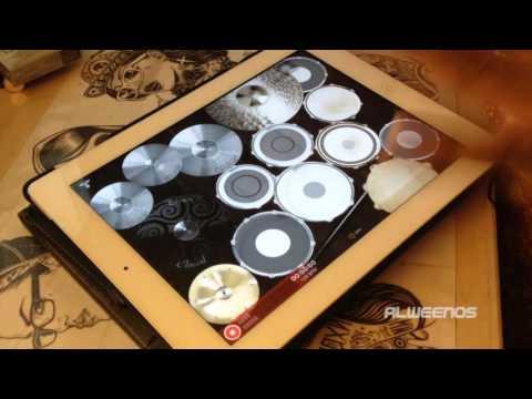 KUNANG-KUNANG - ENDANK SOEKAMTI feat ES NANAS (iPad Drum Cover by Alweenos)