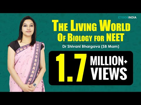 The Living World by Dr. Shivani Bhargava (SB) Mam (ETOOSINDIA.COM)
