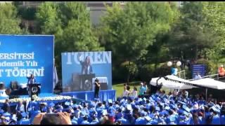 Okan Üniversitesi 2017 mezuniyeti