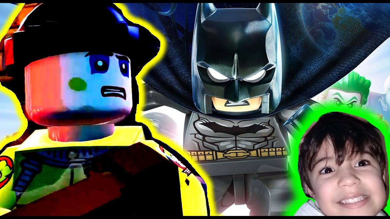 Pietro Joga Lego Batman 3