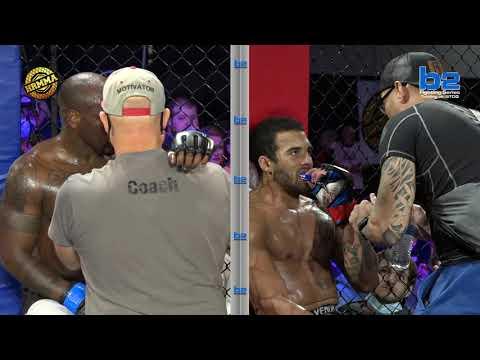 HRMMA 115 Fight 10 Joel Bennette vs Damathian Bloodworth 155 Ammy 2