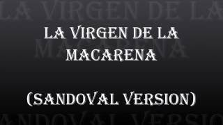 La Virgen De La Macarena (Arturo Sandoval Version)