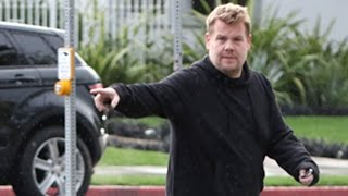 James Corden Is Asked About Mariah Carey After Breakup Goes Public