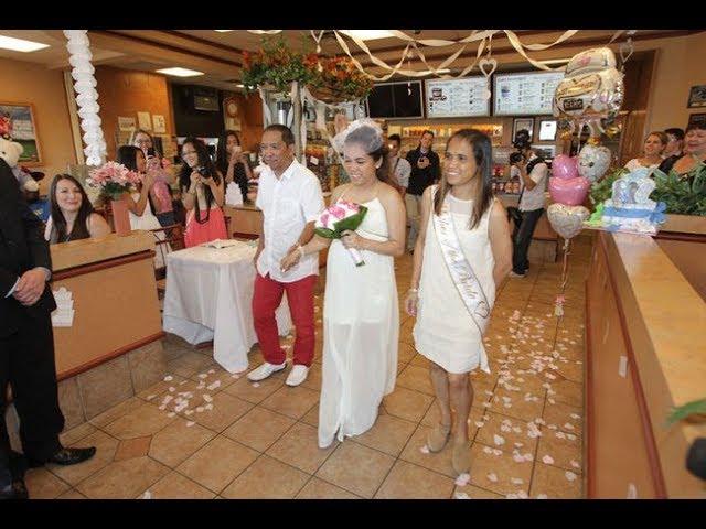 Tim Hortons Wedding Sept 25 2017
