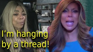 Wendy Williams wants to take her own life +  mental breakdown from heartbreak after Kevin divorce!
