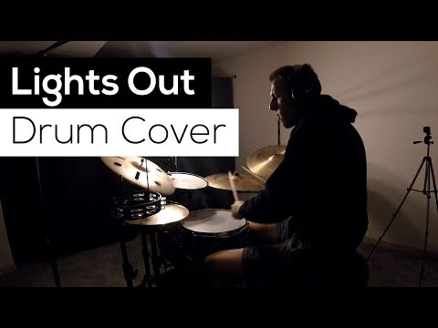 Lights Out - Drum Cover - Royal Blood
