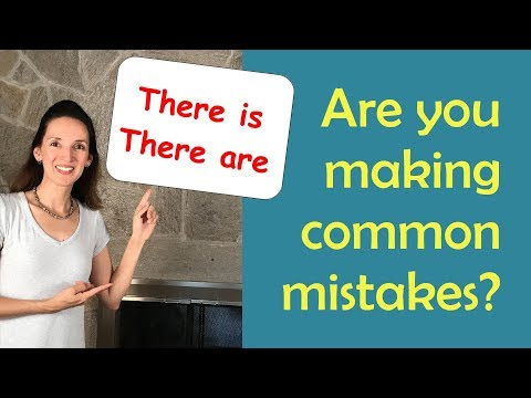 English Grammar: Avoid 5 Common Mistakes with THERE IS / THERE ARE
