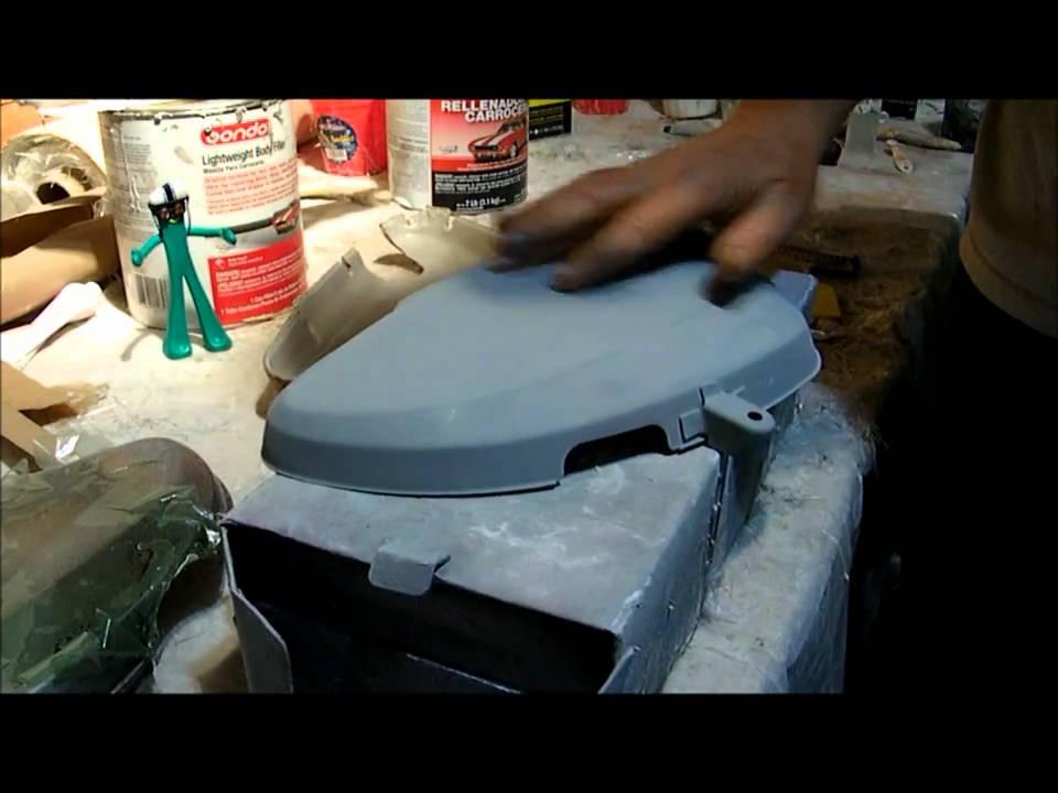 Quot How I Do It Quot Bondo Finishing And Making Fiberglass Molds