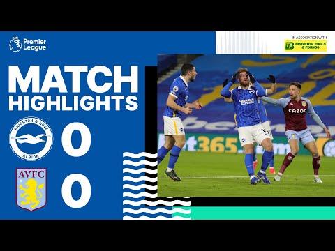 Brighton Aston Villa Goals And Highlights