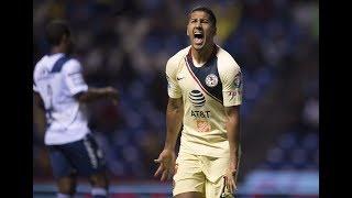 Puebla 2-3 América | Resumen | Jornada 10 Apertura 2018