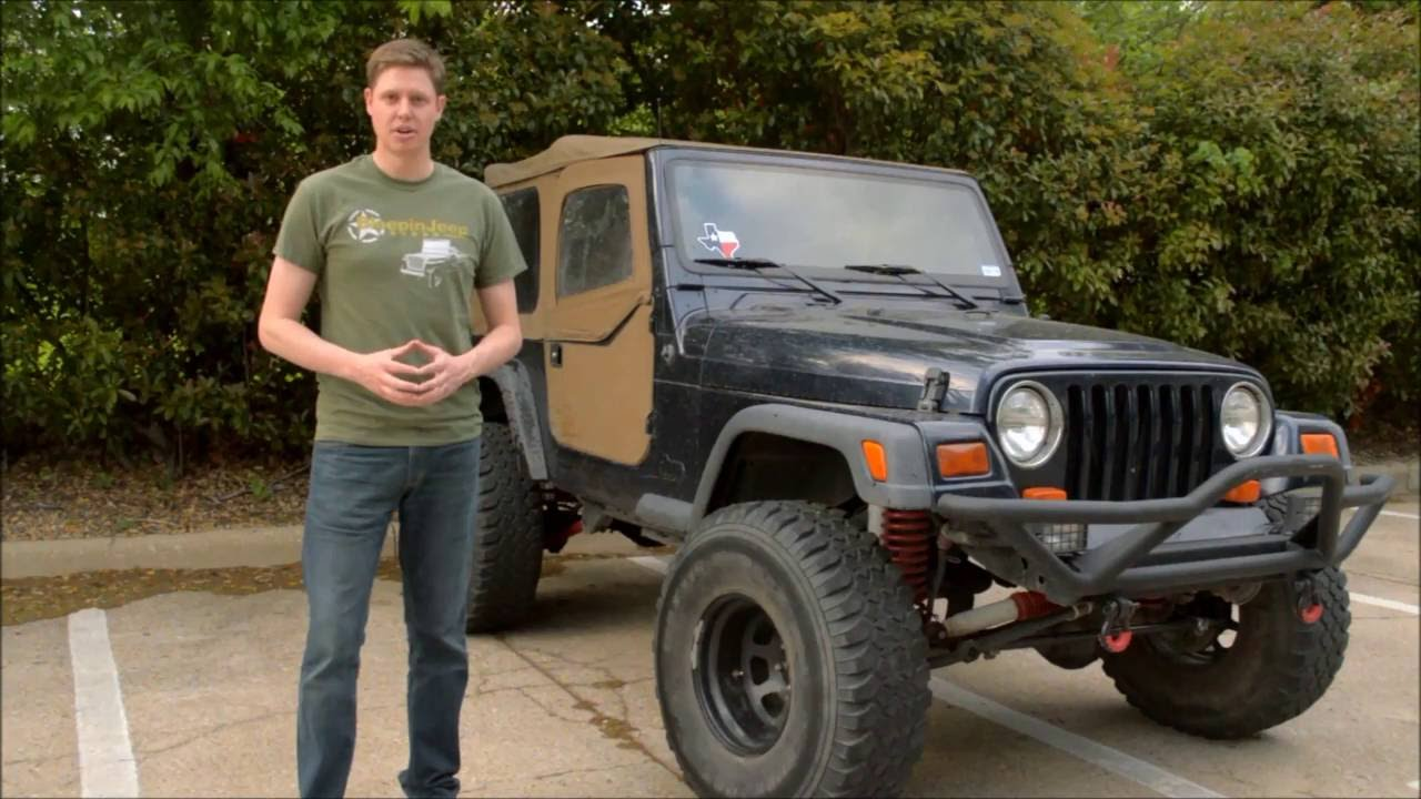 Bypass Your Clutch Safety Switch Jeep Tj Youtube 1990 Wrangler Starting System Wiring Diagram