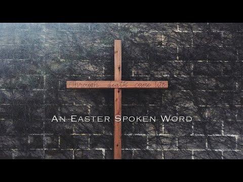 An Easter Spoken Word