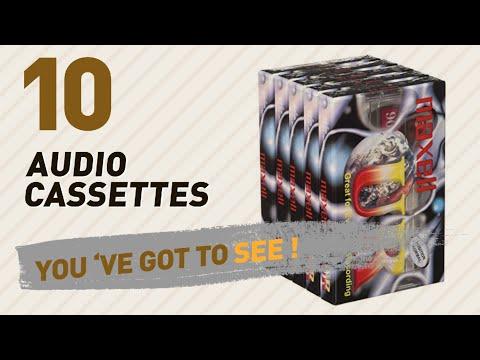 Blank Media - Audio Cassettes, Best Sellers 2017 // Amazon UK Electronics