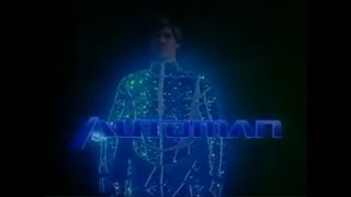I WAS WRONG!!! - Automan Intro sequence and music!!