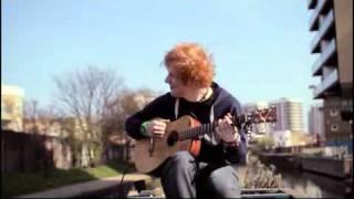 Ed Sheeran - The A Team (Acoustic) Video by Ed Sheeran