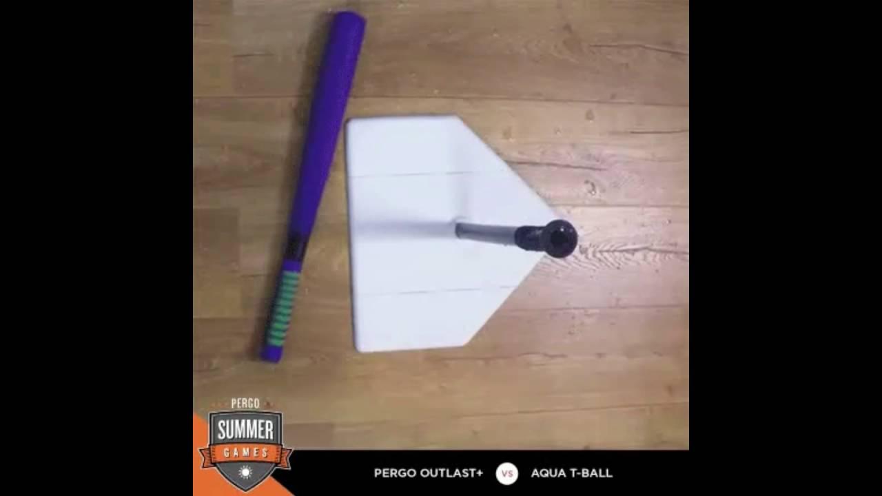 Outlast Summer Aqua T Ball Pergo Flooring U S