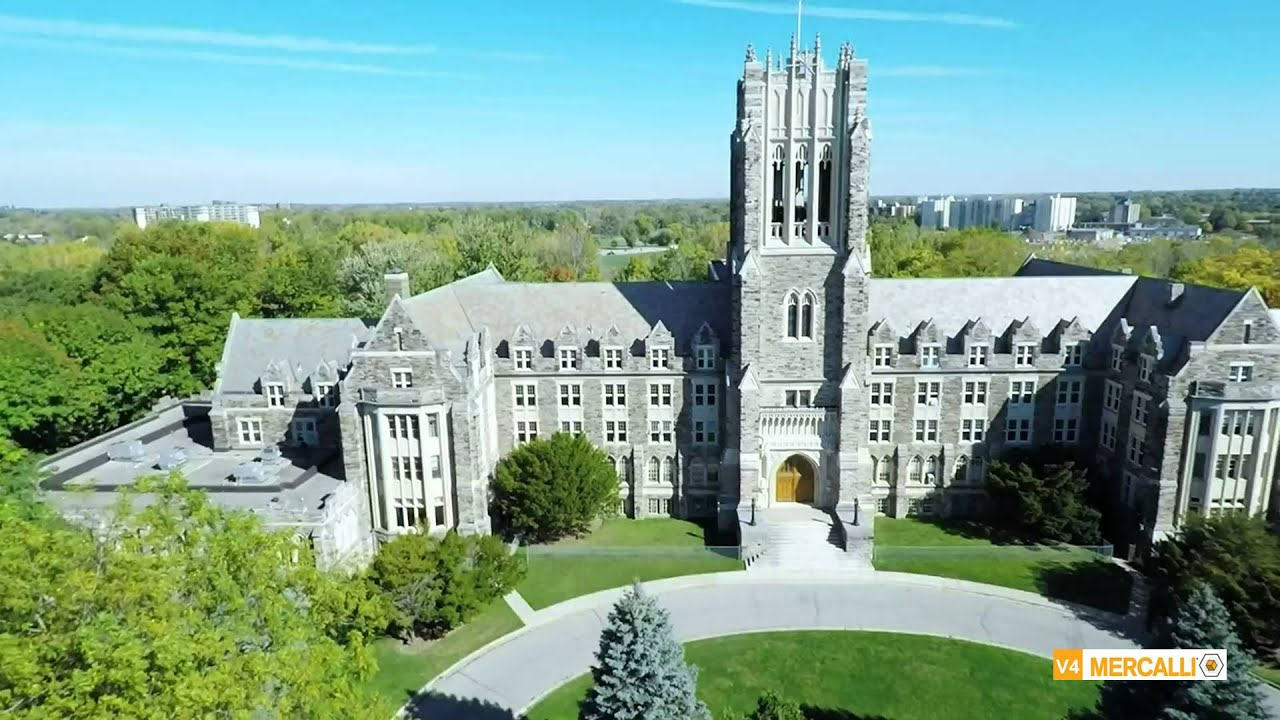 St Peters Seminary. London, Ontario. - YouTube