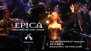 EPICA -LIVE 2013- CRY FOR THE MOON, HD SOUND, 10th Anniversary, 2013