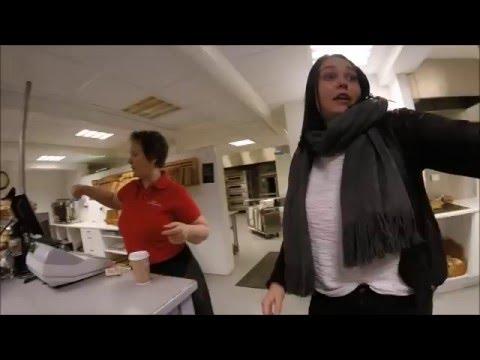 Nina og AC på Eventyr vlog: 1