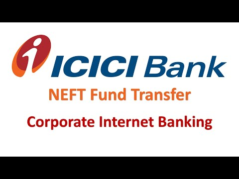 Icici Corporate Internet Banking