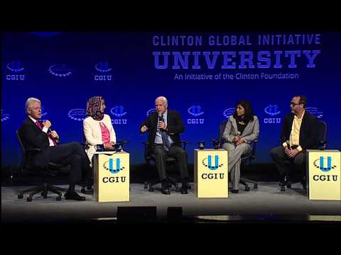 The Age of Participation: Panel Discussion - CGI U 2014