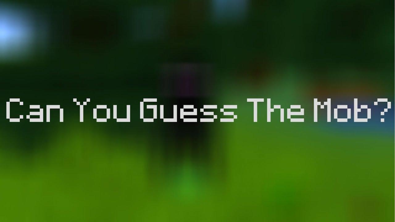 Download The Minecraft Mob Blurring Quiz