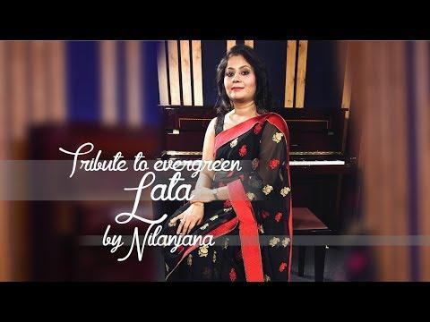 Unwind Bollywood I Evergreen Lata I Mohe Panghat Pe I Jiya Jale I Nilanjana