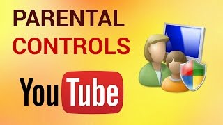 How to Set Parental Control to Youtube Videos(This tutorial is going to show you how to set up the YouTube parental controls so you can limit what your children can browse for on YouTube. Don't forget to ..., 2013-09-26T12:09:09.000Z)