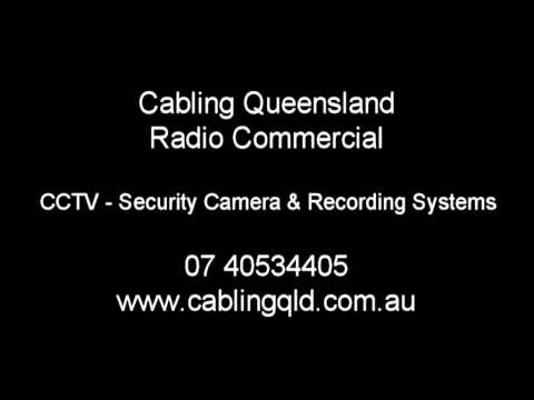 Cabling Queensland Radio Commercial