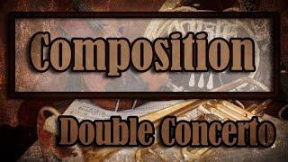 Remix double concerto pour clarinette et trompette - Premier mouvement
