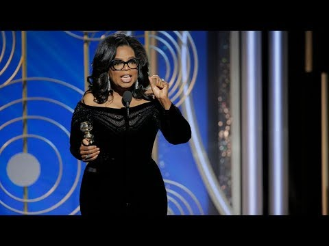 OPRAH WINFREY FORGOT TO TALK ABOUT THE IRRESPONSIBLE WOMAN IN HER SPEECH!  515 605 9373