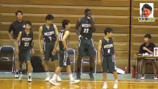 報徳学園vs神戸科学技術 決勝戦 ① 2018高校バスケットボール兵庫県高体連 Basketball