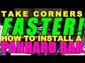 Take Corners Faster! How To Install a Panhard Bar