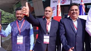 IOV's Global Valuation Summit - 2019, Inauguration Ceremony, New Delhi.