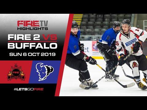 Cardiff Fire 2 v Basingstoke Buffalo 06/10/19