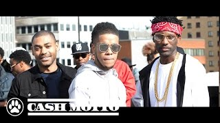 CHIP - FEELING MYSELF FEAT. KANO & WRETCH 32 (OFFICIAL VIDEO)