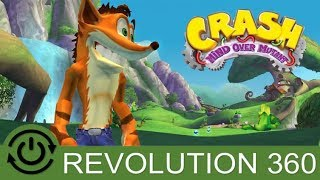 Crash Mind Over Mutant Introductory Gameplay Xbox 360