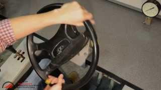 видео Руление двумя руками техника Урок