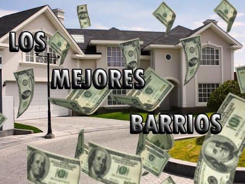 LOS MEJORES BARRIOS DE LAS CIUDADES DEL PERU 2017|PERU|