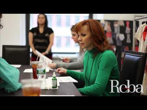 Reba Style - Reba visits New York!