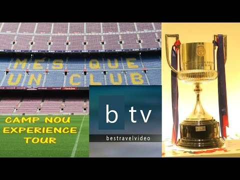 Barcelona FC: Our Camp Nou museum and stadium experience tour.
